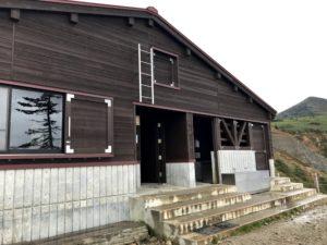 WIMAX 甚之助避難小屋